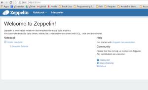 Guten Tag, Zeppelin.